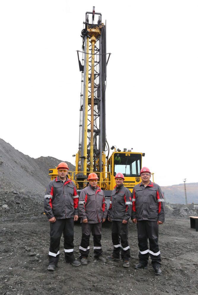 Северный ГОК инвестировал 63,4 млн грн в современные буровые установки