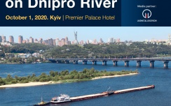 International Conference «Freight traffic on Dnipro River»